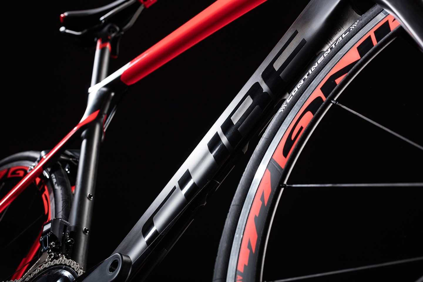 Cube Agree C:62 Sl carbon´n´red 2018