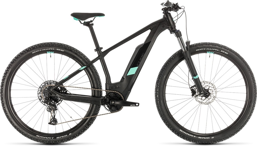 CUBE ACCESS HYBRID PRO 500 BLACK'N'MINT 2020