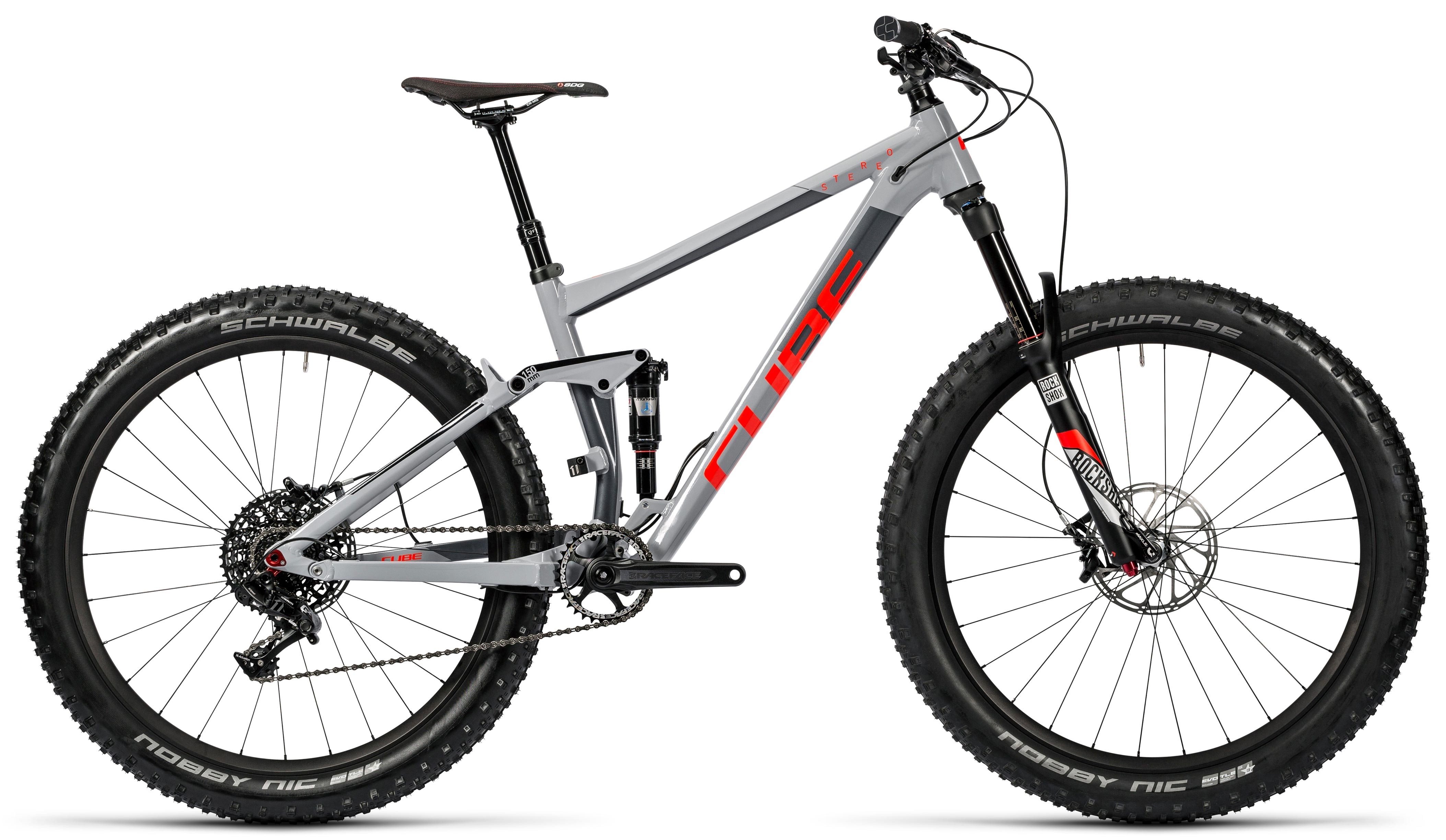CUBE Stereo 150 HPA Race 27.5+ 2016