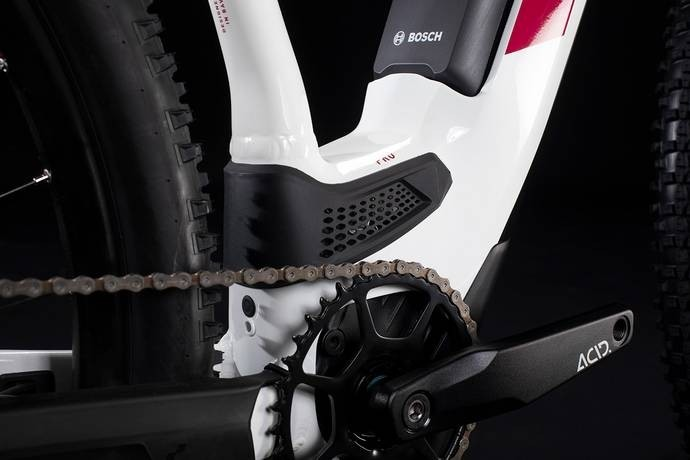 CUBE ACCESS HYBRID PRO 500 WHITE'N'BERRY 2020