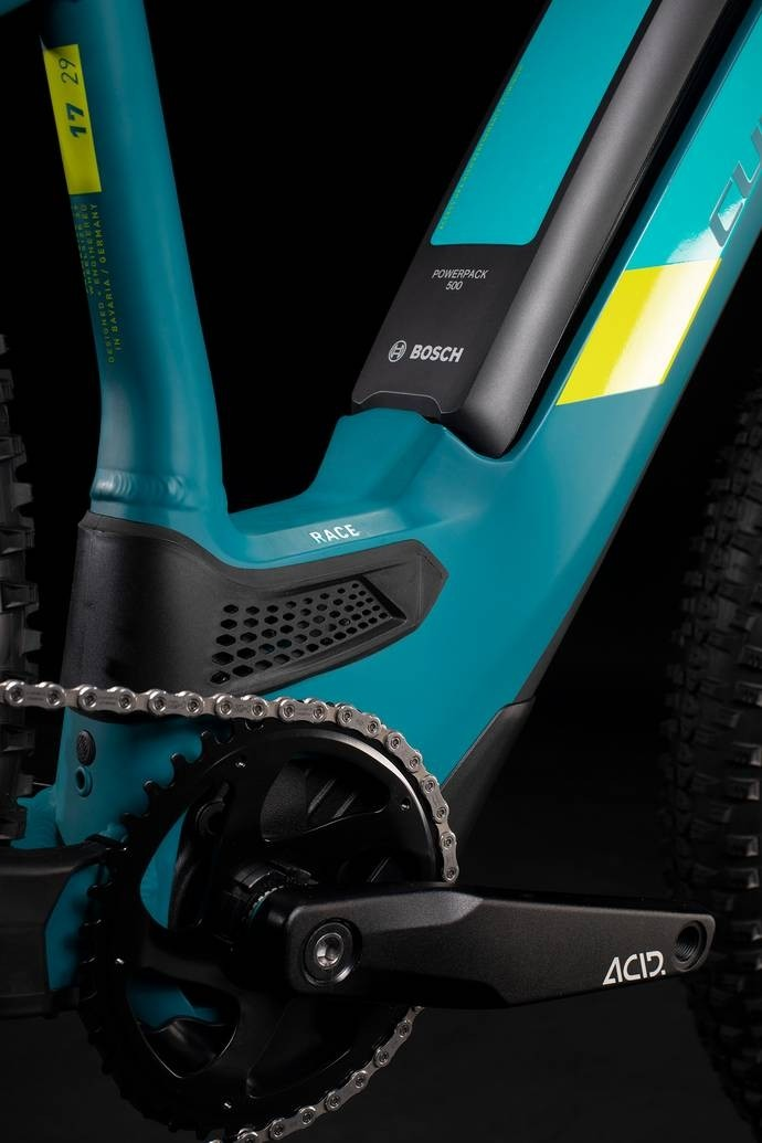 CUBE ACCESS HYBRID RACE 500 PINETREE'N'LIME 2020