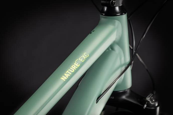 CUBE NATURE EXC GREEN´N´BLUEGREEN 2021