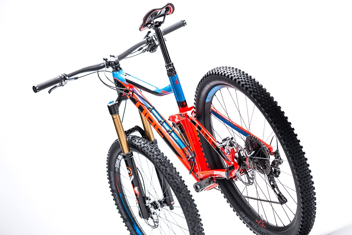CUBE Stereo 160 Super HPC Action Team 27.5