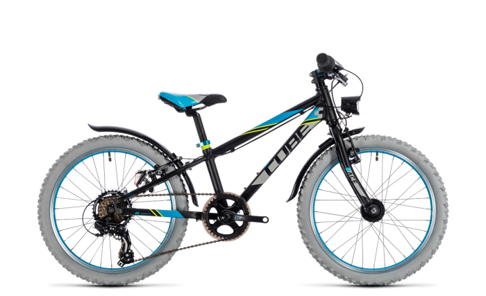 Cube Kid 200 Allroad black´n´blue 2018