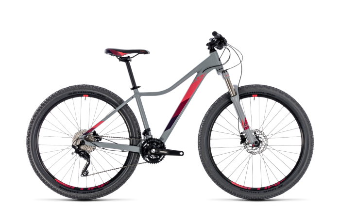 Cube Access Ws Race grey´n´berry 2018