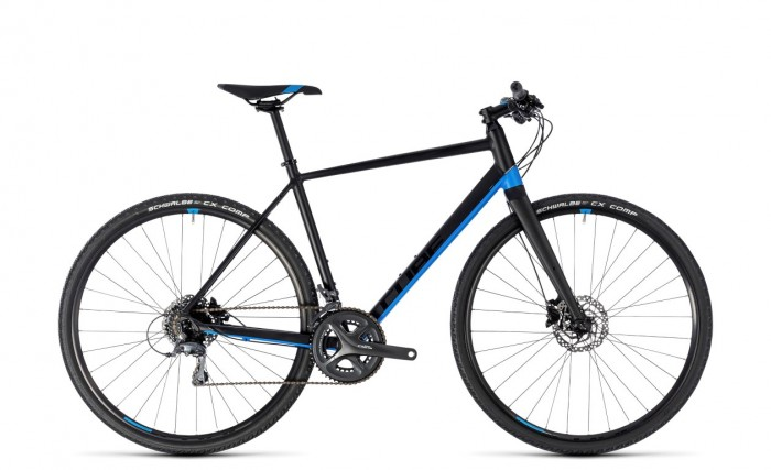 Cube Sl Road black´n´blue 2018