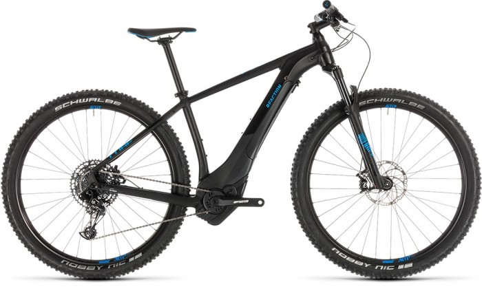 CUBE REACTION HYBRID EAGLE 500 2019
