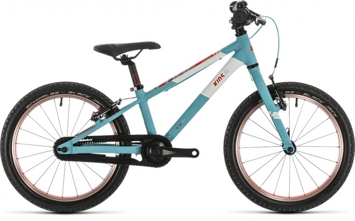 "CUBE CUBIE 180 SL LIGHTBLUE´N´RED 18"" 2020"