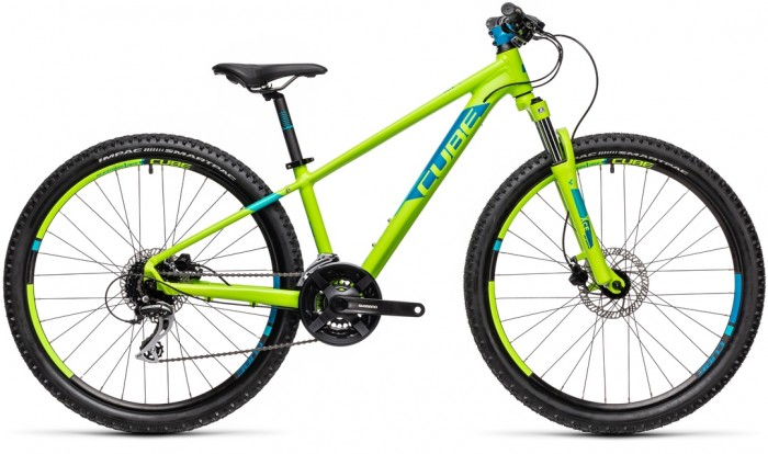 "CUBE ACID 260 DISC GREEN´N´BLUE 26"" 2021"