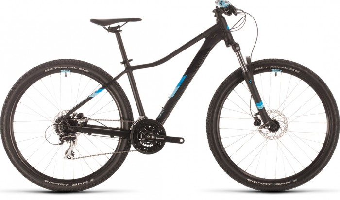 CUBE ACCESS WS EAZ BLACK´N´BLUE 2020