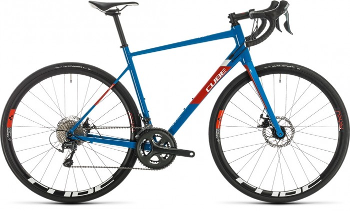 CUBE ATTAIN RACE BLUE´N´RED 2020