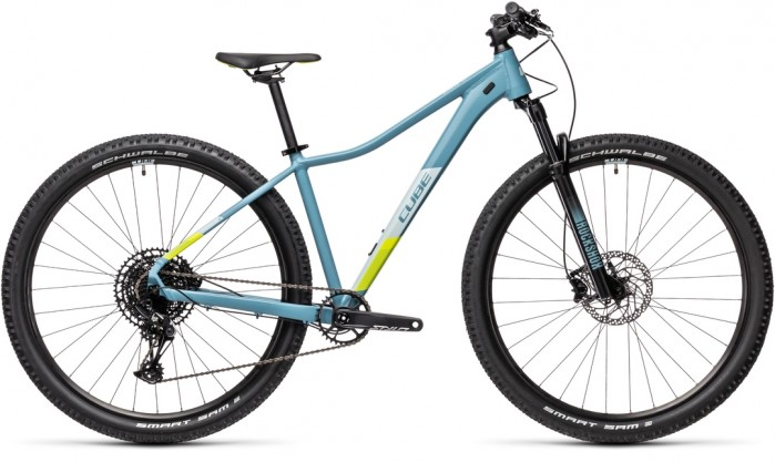 CUBE ACCESS WS SL GREYBLUE´N´LIME 2021