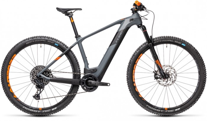 CUBE ELITE HYBRID C:62 RACE 625 29 grey´n´orange 2021