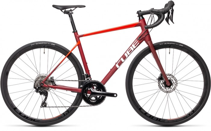 CUBE ATTAIN SL RED´N´RED 2021