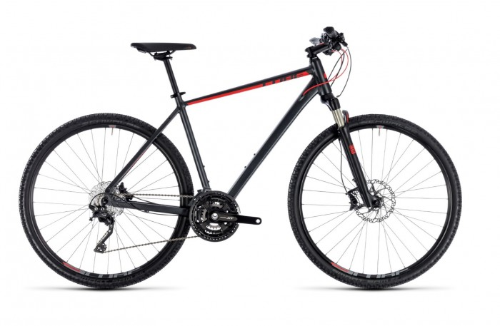 Cube Cross Exc iridium´n´red Z 2018